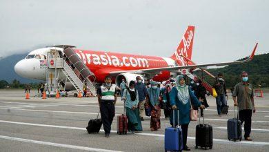 صورة جزيرة لانكاوي تستقبل عشرات الرحلات وآلاف السياح يتوافدون