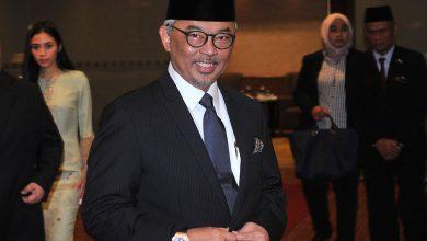 صورة ملك ماليزيا إلى أبو ظبي في زيارة لخمسة أيام