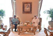 صورة ملك ماليزيا يصل كوالالمبور بعد اختتام رحلته المطولة لأبو ظبي