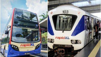 صورة حملة لتشجيع استخدام وسائل النقل العام بسعر مخفض