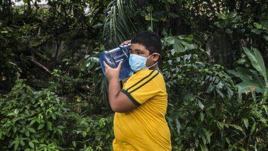 صورة مياه سيلانجور تنجز أعمال الصيانة وتعيد إمداداتها للمناطق المتضررة