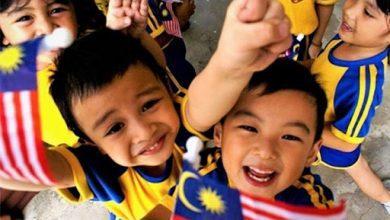 صورة مطالبات بمنح الجنسية لأبناء الماليزيات المتزوجات من أجانب خارج البلاد