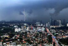صورة الأرصاد الماليزية تحذر من تواصل الأحوال الجوية السيئة في عدة ولايات