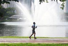 صورة وزير الأقاليم الاتحادية يعلن إعادة فتح حدائق كوالالمبور العامة