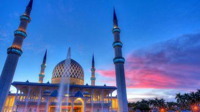 صورة تحديد أعداد المصلين للجمعة والجماعات في مساجد سيلانجور