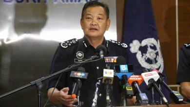 صورة الشرطة الماليزية تدعم رفع قيمة مخالفة تقييد الحركة