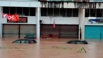صورة تواصل حملات التضامن مع ضحايا الفيضانات في الولايات الماليزية
