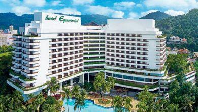 صورة أحد أشهر وأكبر وأقدم فنادق بينانج يغلق أبوابه بسبب الخسائر