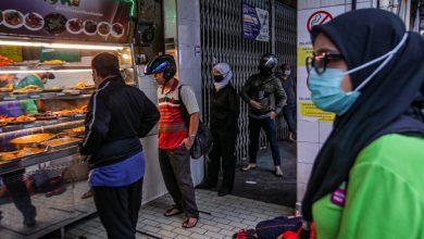 صورة مطالبات بتمديد عمل المطاعم خلال فترة تقييد الحركة