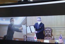صورة ماليزيا تتلقى معدات طبية يابانية بقيمة 19 مليون رينجيت