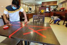 صورة تمديد ساعات عمل المطاعم في مناطق تقييد الحركة حتى 10 ليلاً