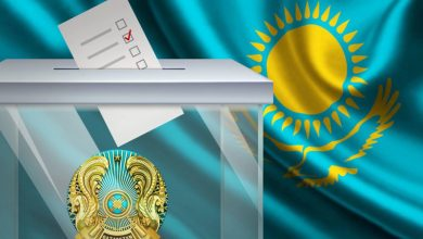 صورة إنطلاق الانتخابات البرلمانية اليوم في كازاخستان