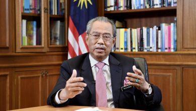 صورة رئيس الوزراء الماليزي يطلق البث الرسمي للقناة التعليمية الحكومية