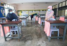 صورة لتأمين عودة المدراس.. الحكومة الماليزية تدرج المعلمين في المرحلة الأولى من التطعيم