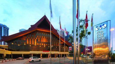 صورة مركز التجارة الدولي في كوالالمبور مقراً للتلقيح ضد كوفيد-19