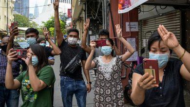 صورة الهجرة تؤكد عدم وجود لاجئي الروهينغيا بين مواطني ميانمار الذين سيتم ترحيلهم