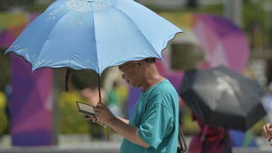 صورة الأرصاد الجوية الماليزية تطلق تحذيراً أصفر اللون لموجة حر في 7 ولايات
