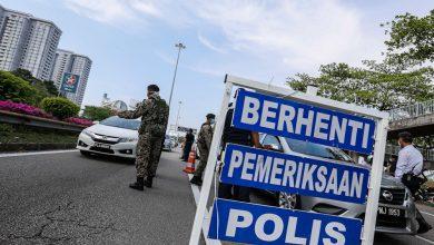 صورة الحكومة الماليزية: لا محاباة في العقوبات وقد نسمح بالتنقل بين الولايات في شهر مايو