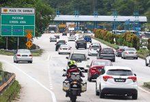 صورة مع سريان قرار تخفيف القيود.. حركة نشطة داخل الولايات الماليزية