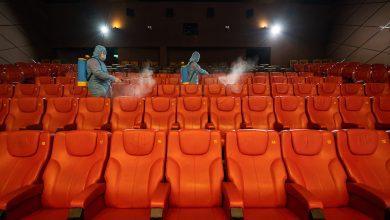 صورة الشاشة الكبيرة تضيء.. دور السينما في ماليزيا تفتح أبوابها من جديد