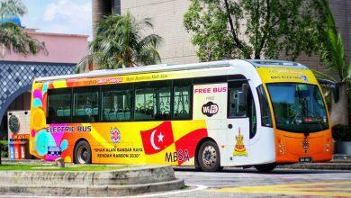 صورة حافلات سيلانجور الذكية تفرض تعرفة 90 سنت على الأجانب فقط بداية من 15 مارس