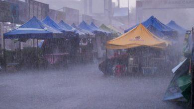 صورة الأرصاد الماليزية تطلق تحذيراتها من عودة الأحوال الجوية السيئة