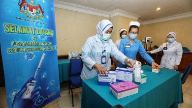 صورة من أصل 26 مليون.. حوالي 9 ملايين مسجل فقط للقاح كوفيد-19 في ماليزيا