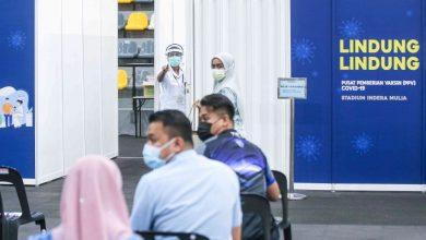 صورة 57% من الماليزيين لم يلتزموا بالحضور لموعد التطعيم ضد كورونا والحكومة تبحث عن حلول