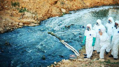 صورة وزارة البيئة والمياه الماليزية تضع غرامة بقيمة 15 مليون رنجيت لملوثي مصادر المياه