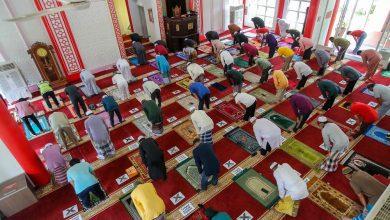 صورة ولاية صباح تسمح بالأنشطة الدينية في مساجدها خلال شهر رمضان المبارك