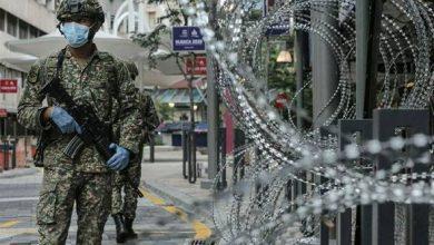 صورة مجلس الأمن القومي يفرض تقييد الحركة المشدد على 5 مناطق في باهانج