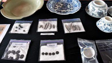 صورة تعود لأكثر من 500 عام.. العثور على مئات القطع الأثرية والعملات القديمة في ملاكا