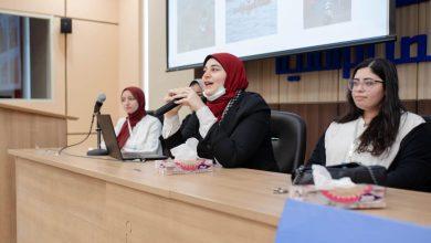 صورة بالصور.. جوجل يقيم احتفالية يوم المرأة العالمي بجامعة المنصورة