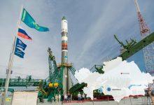 صورة كازاخستان تحتفل بالذكرى الستين لأول رحلة فضائية