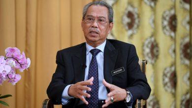 صورة رئيس الوزراء الماليزي: ندرس عودة تقييد الحركة MCO في عدد من الولايات