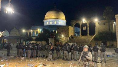 """صورة ماليزيا تدين اعتداء الاحتلال """"الإسرائيلي"""" على المصلين في المسجد الأقصى المبارك"""