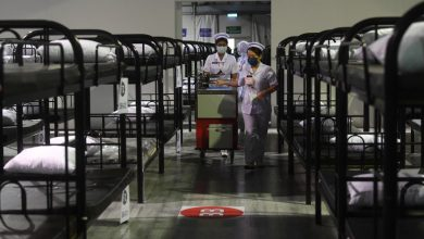 صورة بعد قفز الإصابات عن 6 آلاف.. فتح المزيد من مراكز الحجر الصحي في وادي كلانج