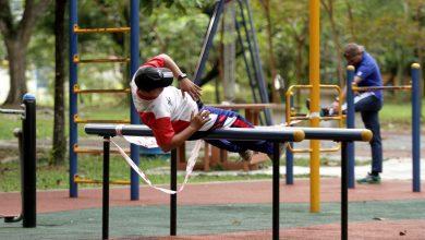"""صورة ترحيب بقرار السماح بممارسة الأنشطة الرياضية """"الفردية"""" في مناطق تقييد الحركة"""