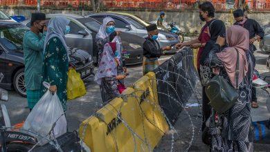 صورة الصحة: ماليزيا نحو 8,000 إصابة يومية بحلول يونيو