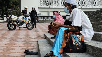 صورة عيد الفطر غداً في ماليزيا.. وسط إغلاق للعام الثاني على التوالي