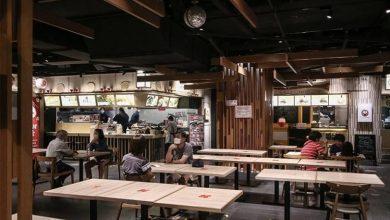 صورة فتح المطاعم للملقحين بشكل كامل في ولايات المرحلة الأولى