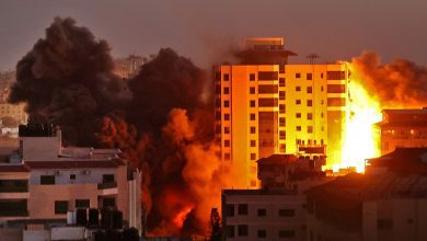 """صورة نائب رئيس حزب أمنو: يجب إعلان """"إسرائيل"""" دولة عنصرية ومراجعة موقفنا من حل الدولتين"""