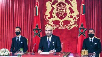 صورة ملك المغرب يعطي تعليماته بإرسال مساعدات إنسانية عاجلة للفلسطينيين في الضفة الغربية وقطاع غزة