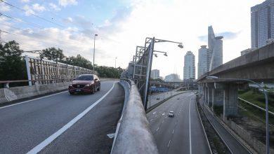 صورة مع سريان قرار الإغلاق الشامل الركود يخيم على ماليزيا