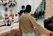 """صورة حفل زفاف """"سري"""" ينتهي بتغريم العروسين و19 فرداً من عائلتهما"""