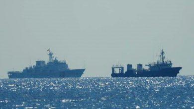 صورة بعد اختراق الطائرات.. سفينة صينية تتعدى على المياه الإقليمية الماليزية