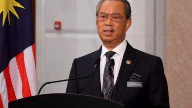 صورة رئيس الوزراء الماليزي يلمح إلى إجراء الانتخابات نهاية العام