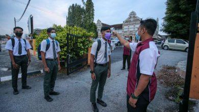 صورة البدء بتلقيح طلاب الخامس الإعدادي في ماليزيا بداية من يوليو القادم