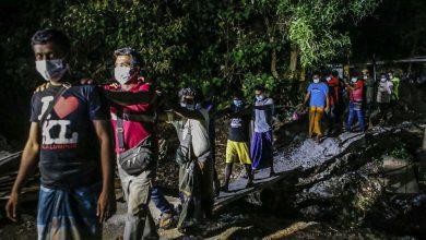 صورة بينهم 12 امرأة وطفلان.. الهجرة الماليزية تعتقل 156 مهاجراً في سايبرجايا