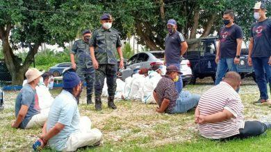 صورة اعتقلت 11 شخصاً.. الشرطة الماليزية تضبط عصابة لتهريب المهاجرين